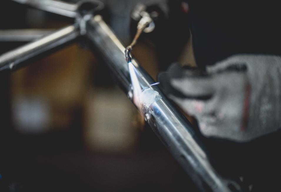 Stalen Frame | Fons Bikes | Duurzame Racefiets