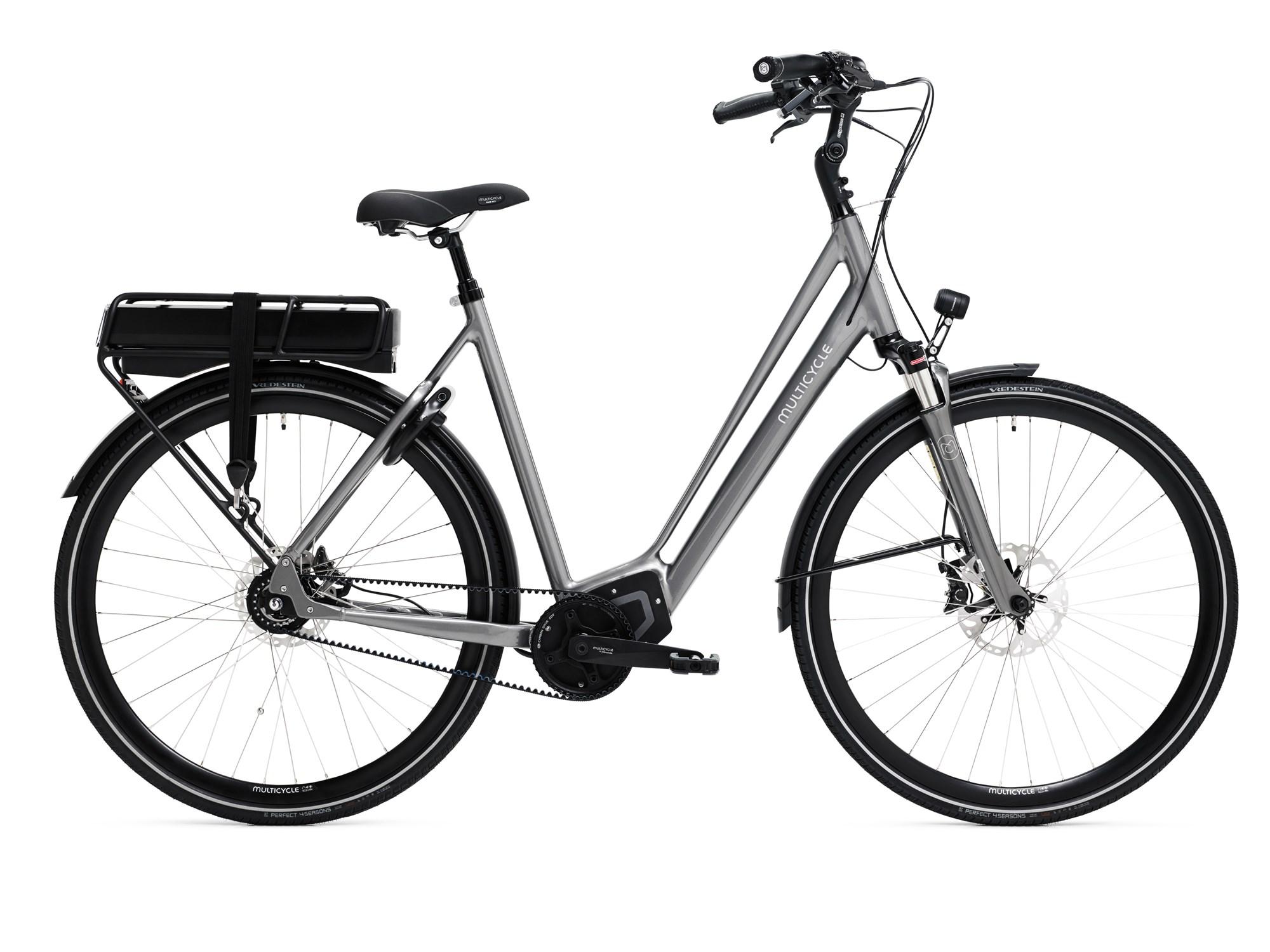 Elektrische fiets van Multicycle | Guill van de Ven | Tilburg