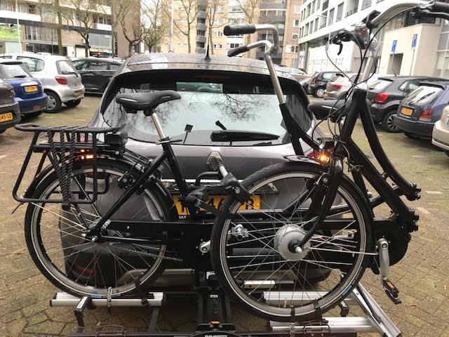 Azor tandem fietsendrager | Guill van de Ven