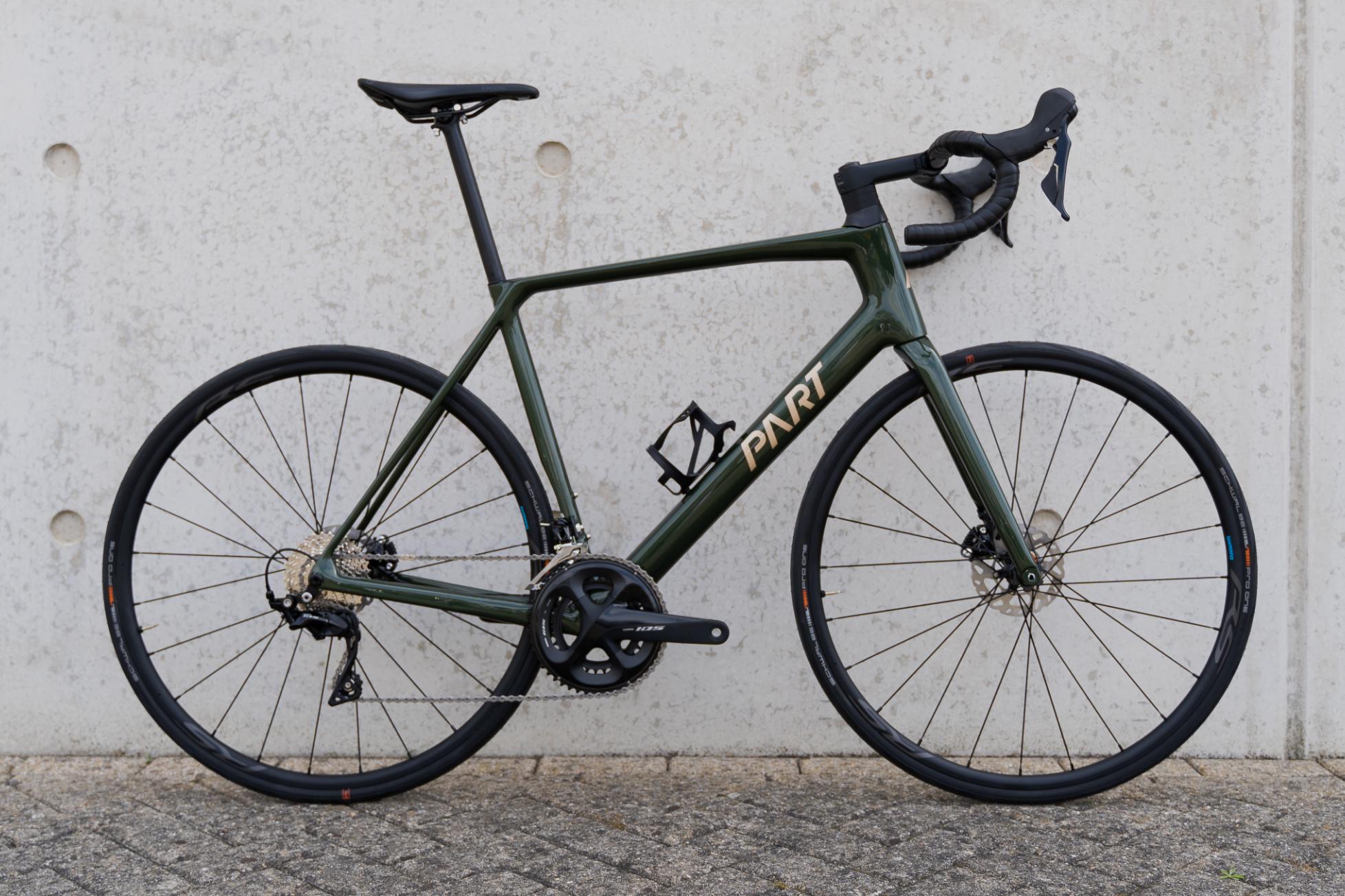 Part Cycling | Custom racefiets