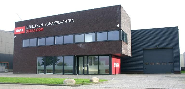Staka Schakelkasten - Innovatiepark 16 Oosterhout