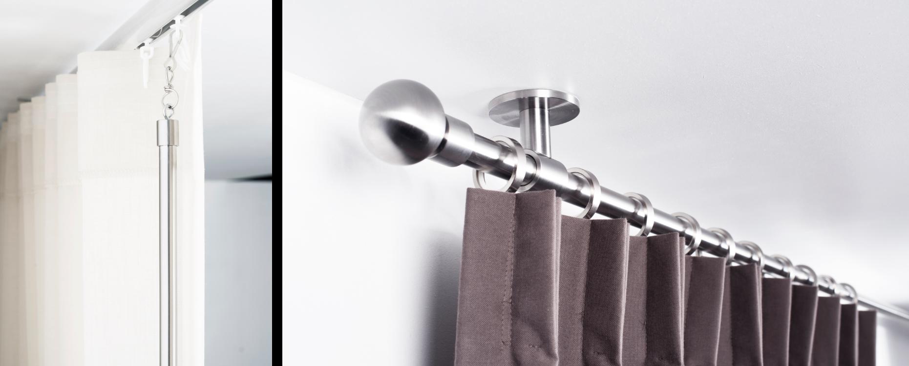 kwaliteit gordijnrails, roede of railroede | XXL Designroeden